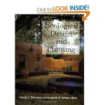 Ecological Design and Planning (Center Books on Contemporary Landscape Design)